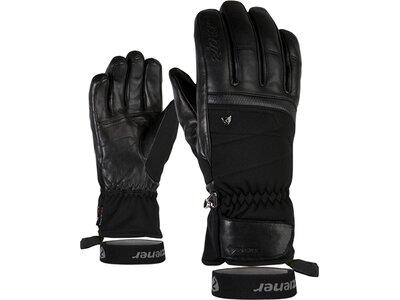 ZIENER Damen Handschuhe KITALLY GTX AW Schwarz