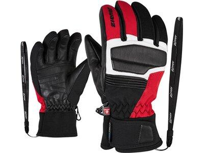 ZIENER Kinder Handschuhe LUKAS AS(R) PR Schwarz
