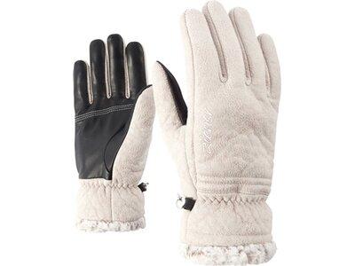 ZIENER Damen Handschuhe IRUKA Grau