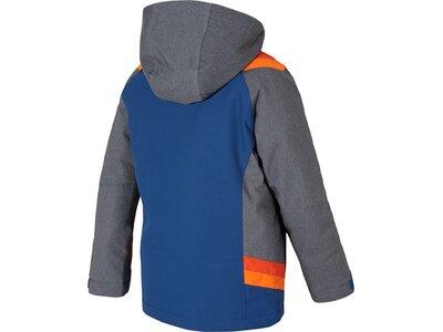 ZIENER Kinder Skijacke AVER Blau