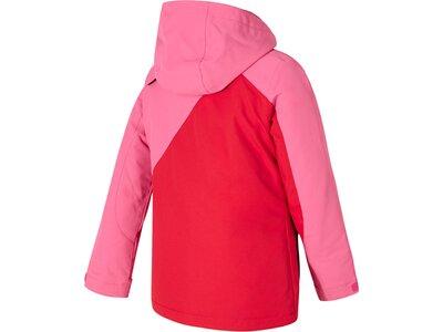 ZIENER Kinder Skijacke ABELLA Pink