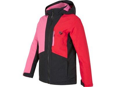 ZIENER Kinder Skijacke AMORA Rot