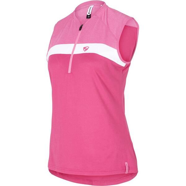 ZIENER Damen Fahrradtrikot CONEA | Sportbekleidung > Trikots | Pink | ZIENER