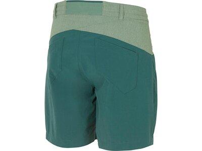 ZIENER Damen Shorts NARIAM X-FUNCTION Blau