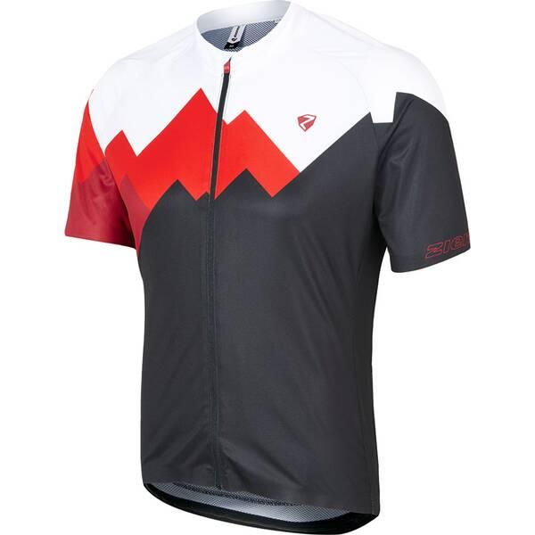 ZIENER Herren Fahrradtrikot RCE EDIL | Sportbekleidung > Trikots > Fahrradtrikots | Black | ZIENER
