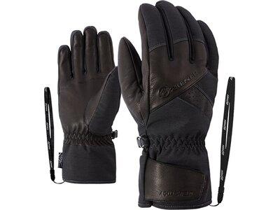 """ZIENER Herren Skihandschuhe """"Getter AS ® AW glove"""" Schwarz"""