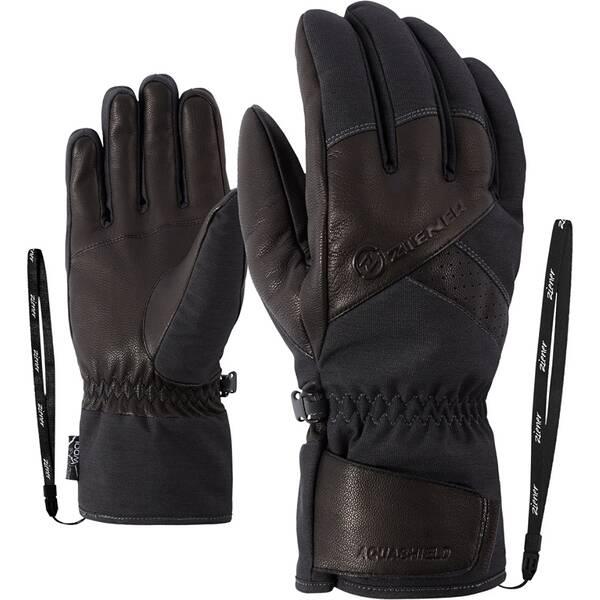 """ZIENER Herren Skihandschuhe """"Getter AS ® AW glove"""""""
