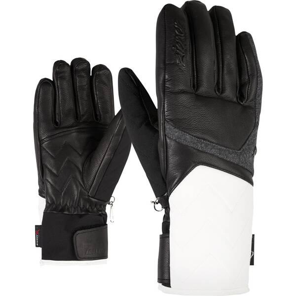 ZIENER Damen Handschuhe KRISTALL AS(R) AW