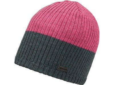 ZIENER Herren INDETE Mütze Pink