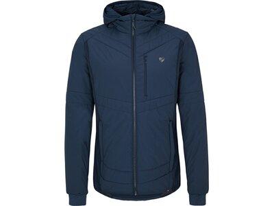 ZIENER Herren Jacke NANDUS (jacket active) Blau