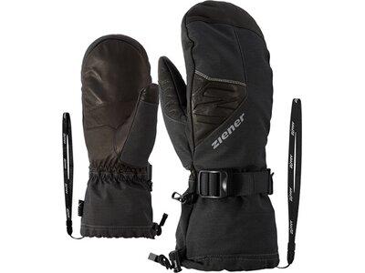 ZIENER Herren Handschuhe GOFRIEDO AS(R) AW MITTEN glove ski Grau