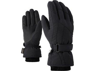 "ZIENER Damen Skihandschuhe ""Karma GTX Lady Glove"" Schwarz"