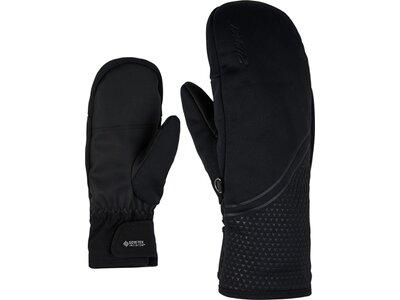 ZIENER Damen Handschuhe KANTALA GTX INF MITTEN lady glove Schwarz