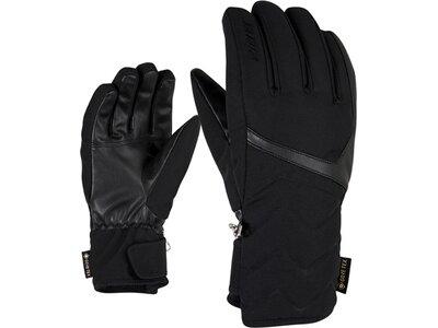 ZIENER Damen Handschuhe KYRENA GTX lady glove Schwarz