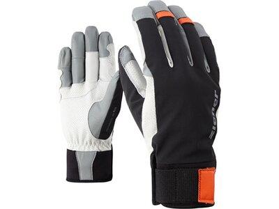 ZIENER Herren Bergsport Handschuhe GROTTO AS(R) PR mountaineering Grau