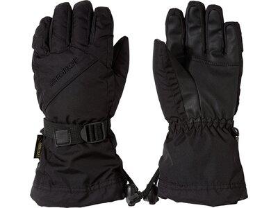 ZIENER Jungen Handschuhe Lowis GTX glove junior Schwarz