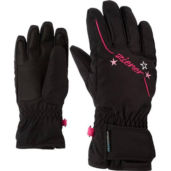 ZIENER Mädchen Handschuhe Lula AS Girls glove junior