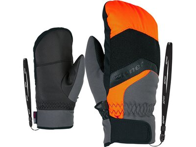 ZIENER Kinder Handschuhe LABINOS AS(R) MITTEN glove junior Orange