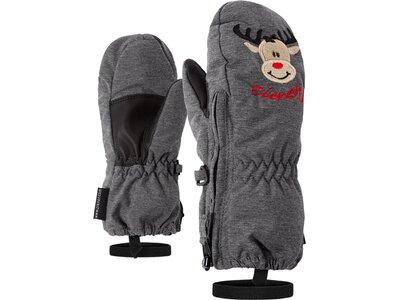 ZIENER Kinder Handschuhe Fäustlinge Le Zoo Minis glove Schwarz