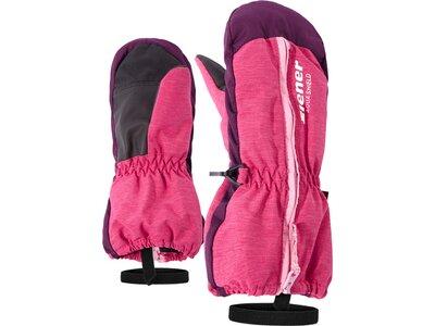 ZIENER Kinder Skihandschuhe LANGELO AS(R) MINIS Pink