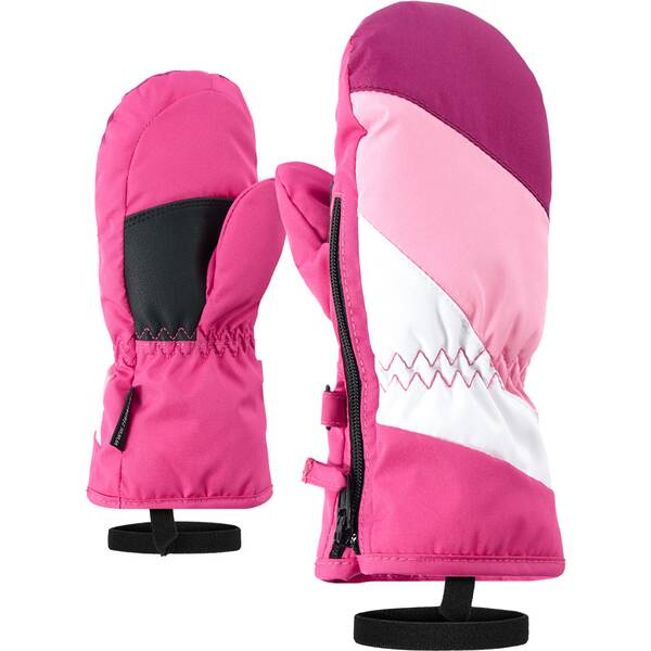 ZIENER Kinder Skihandschuhe LESPORTICO AS(R) MINIS