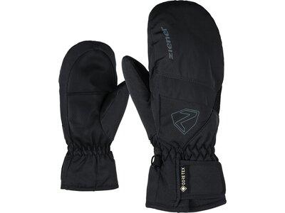 ZIENER Kinder Handschuhe LEVIN GTX MITTEN glove junior Schwarz