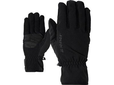 ZIENER Herren Handschuhe Import Glove Multisport Schwarz