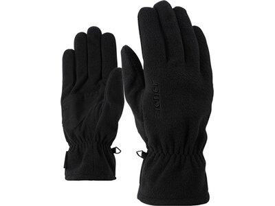 ZIENER Herren Handschuhe IBRON glove multisport Schwarz