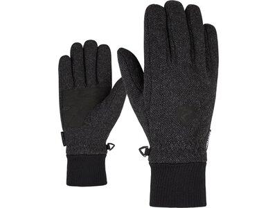 ZIENER Herren Handschuhe ILDO Schwarz
