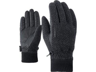 ZIENER Herren Handschuhe IRUK AW Schwarz