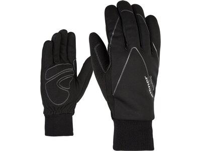 ZIENER Herren Handschuhe UNICO glove crosscountry Schwarz