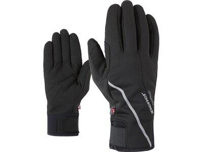 ZIENER Herren Handschuhe ULTIMO PR glove crosscountry Schwarz