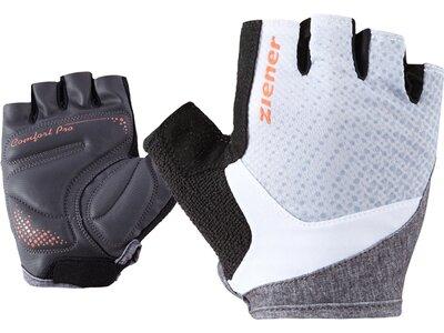 ZIENER Damen Handschuhe CENDAL Grau