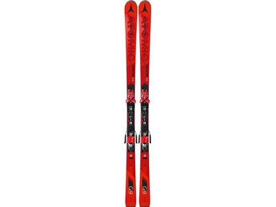 ATOMIC Skier Redster G9 / X12 TL inkl. Bindung Schwarz