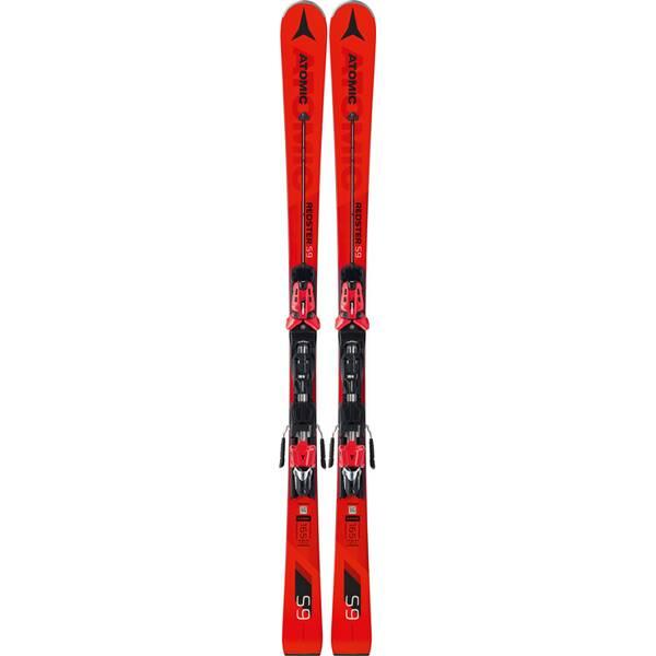 ATOMIC Herren Racing Ski REDSTER S9 + X 12 TL