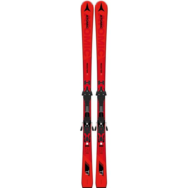 ATOMIC Herren Racing Ski REDSTER TI + FT 12 GW