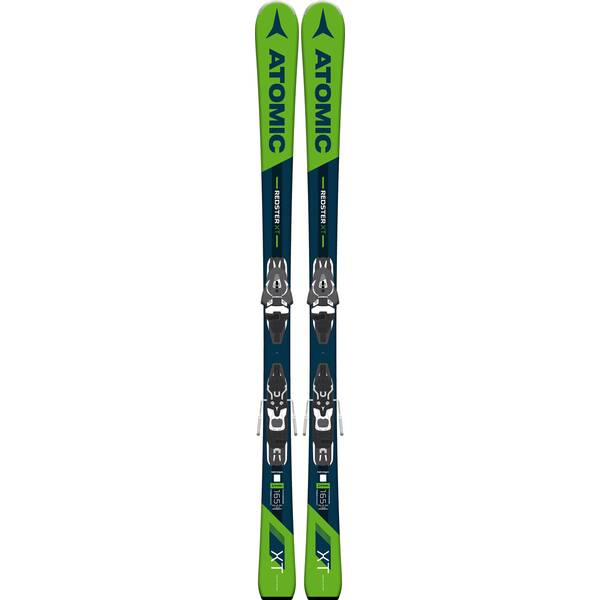 ATOMIC Herren Racing Ski REDSTER XT + FT 11 GW