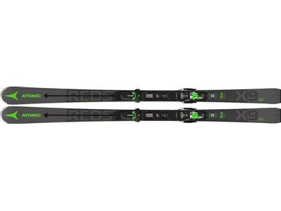 ATOMIC Herren Racing Ski REDSTER X9 WB + X 12 GW Grau