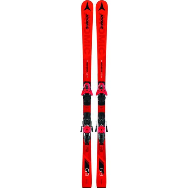 ATOMIC Kinder Ski-Set REDSTER G9 FIS J-RP + Z12