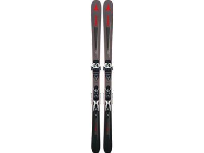 ATOMIC Ski-Set VANTAGE 86 C+WARDEN MNC 11DT Grau