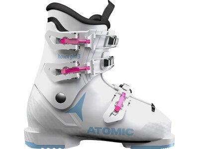 ATOMIC Kinder Skistiefel HAWX GIRL 3 Weiß