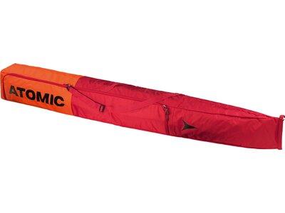 ATOMIC Tasche DOUBLE SKI BAG Rot