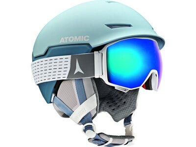 ATOMIC Helm REVENT+ AMID Blau
