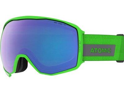 ATOMIC Herren Brille COUNT 360° HD Green Blau
