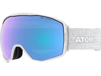 ATOMIC Skibrillen COUNT 360° STEREO Weiß