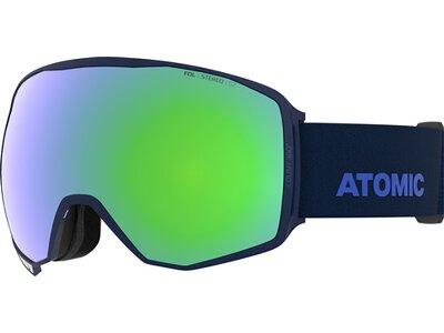 ATOMIC Skibrillen COUNT 360° STEREO Blau