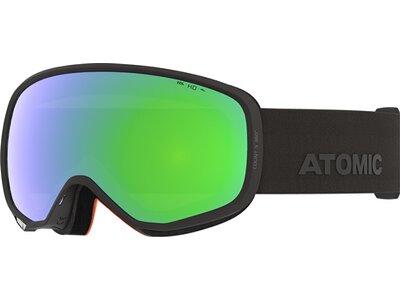 ATOMIC Skibrillen COUNT S 360° HD Schwarz