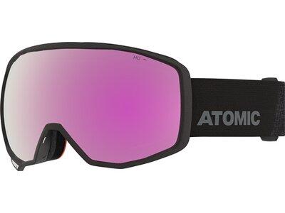 ATOMIC Skibrillen COUNT HD Schwarz