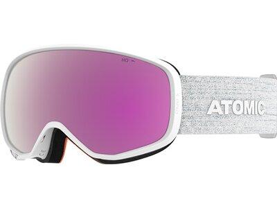 """ATOMIC Skibrille """"Count S HD"""" Weiß"""