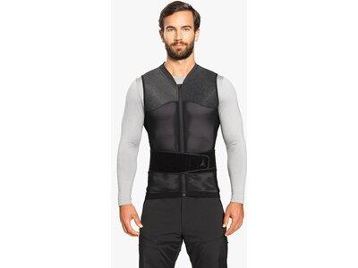 """ATOMIC Herren Rückenprotekor """"Live Shield Vest Amid M"""" Schwarz"""